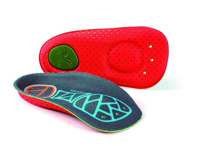 vibro insole 3/4 length orthotics original