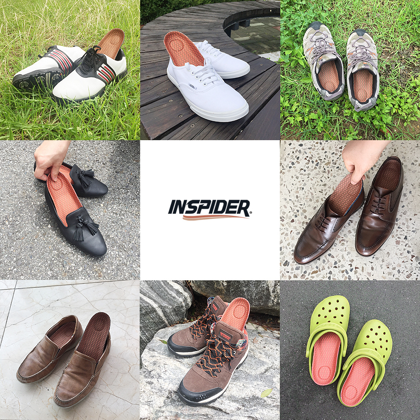 all foot type insoles